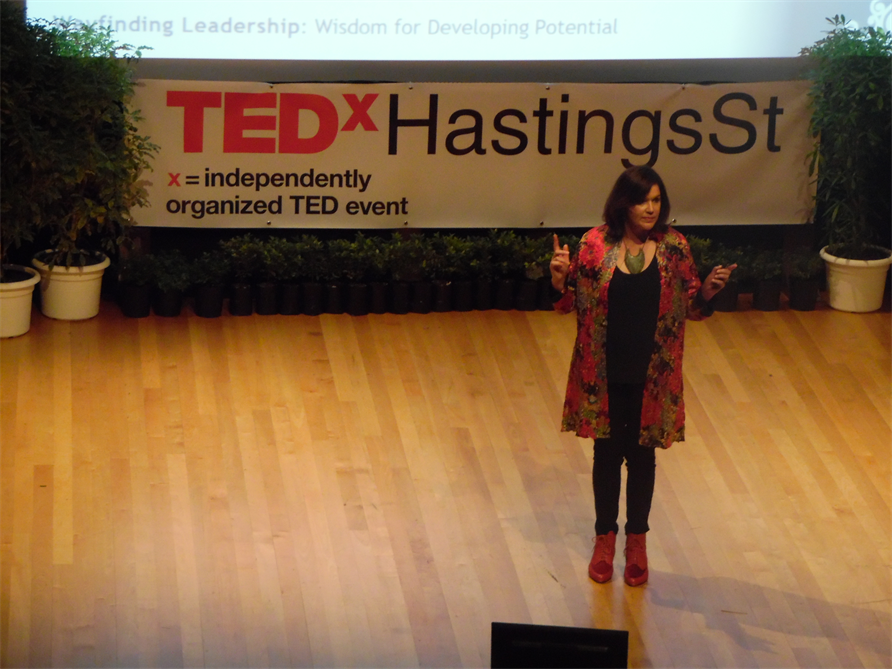 Chellie Spiller Keynote Speaker: Wayfinding Wisdom at Work